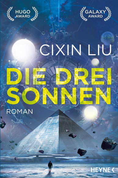 Cixin Liu: Die drei Sonnen (The Three-Body Problem)