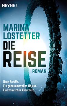 Marina Lostetter: Die Reise