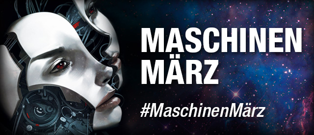Maschinen-März