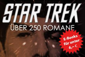 Star Trek - 250 Romane auf diezukunft.de