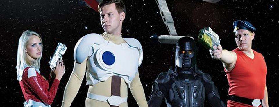 Captain Future Film 2021