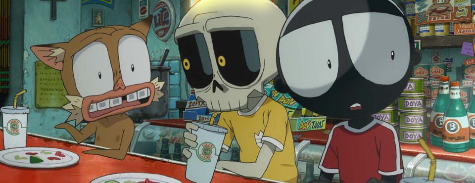 Japanischer Zeichentrickfilm